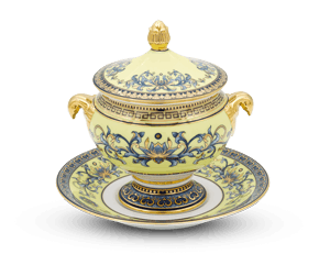 Saucer 17 cm - Palace - Royal Lotus
