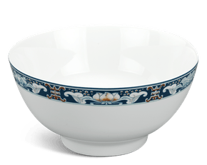 High soup bowl 18 cm - Jasmine - Prosperity