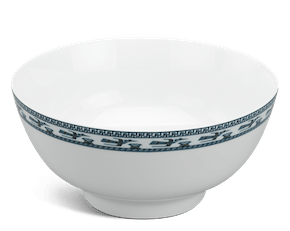 High soup bowl 18 cm - Jasmine - Annam Bird