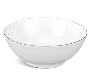 Soup bowl 18 cm - Jasmine - Green line