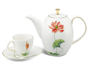Coffee set 0.47 L - Anna - Lotus 4