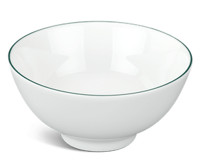 Soup bowl 10 cm - Jasmine - Green line
