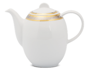 Coffee pot 1.3 L + lid - Sago - Rose