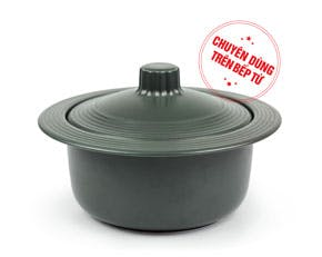 Stock Pot With Flared Edge 2.2 L (use on induction cooker) - Healthycook