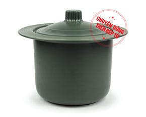 Stock Pot With Flared Edge 4.0 L (use on induction cooker) - Healthycook