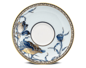 Saucer 15 cm - Palace - Gold Lotus 2