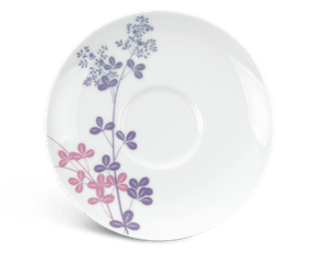 Cup saucer 12.5 cm - Daisy - Forever