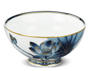 Soup bowl 11.5 cm - Palace - Gold Lotus 1