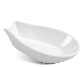 Spoon rest - Jasmine LY'S - White Ivory