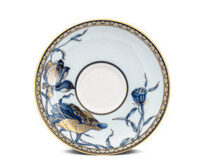 Saucer 13 cm - Palace - Gold Lotus 2