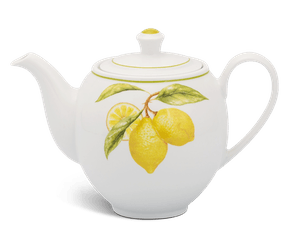 Tea pot 0.8 L + lid - Camellia - Lemon