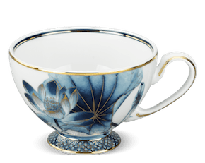 Tea cup 0.20 L - Palace - Gold Lotus 1