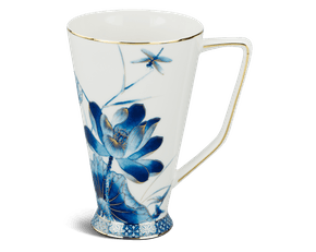 Mug 0.5 L - Tulip - Gold Lotus 1