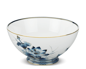 Soup bowl 18 cm - Palace - Gold Lotus 1