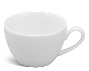 Tea cup 0.10 L - Daisy White