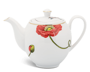 Tea pot 0.8 L + lid - Camellia - Eternal love