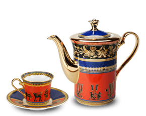 Coffee set 1.25 L - Tulip - Heritage