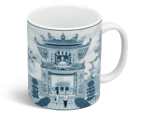 Mug 0.36 L - Jasmine - Temple of Literature