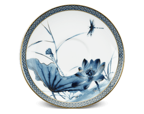 Saucer 15 cm - Palace - Gold Lotus 1