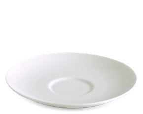 Soup bowl saucer 15 cm - Jasmine LY'S - White Ivory