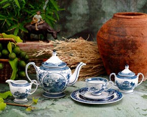 Tea set 1.3 L - Palace - Vietnam spirit