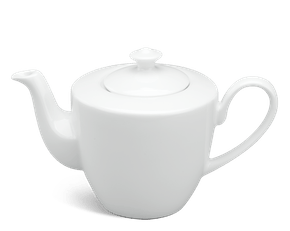 Tea pot 0.65 L + lid - Daisy White