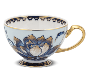 Tea cup 0.20 L - Palace - Gold Lotus 2
