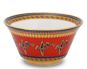 Cupped soup bowl 11.5 cm - Tulip - Heritage