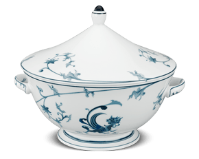 Soup tureen 22 cm + lid - Palace - Wandering dragon