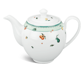 Tea pot 1.1 L + lid - Camellia - Summer ripe