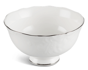 Soup bowl 11.5 cm - Queen - Platinum line