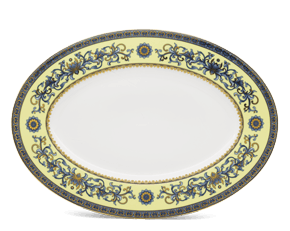 Oval plate 42 cm - Palace - Royal Lotus