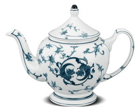 Tea pot 1.3 L + lid - Palace - Wandering dragon