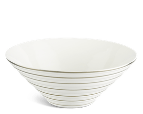Soup bowl 26 cm - Fish & clam - Platinum line