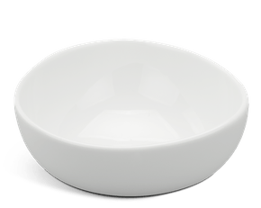 Galet bowl 10 cm - Gourmet LY'S - White Ivory