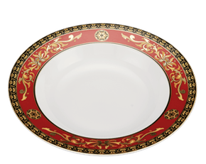 Soup plate 23 cm - Palace - King Red
