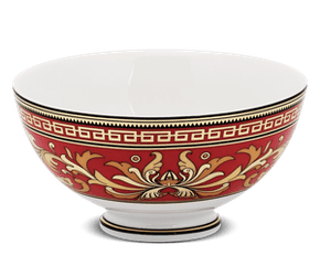 Soup bowl 11.5 cm - Palace - King Red