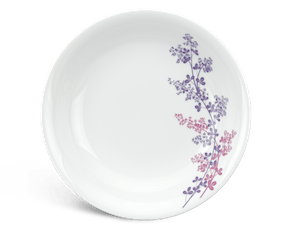 Deep soup plate 23 cm - Daisy - Forever