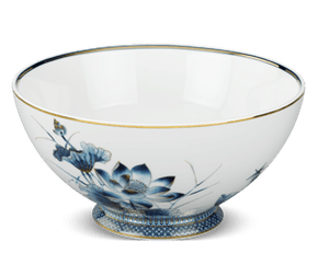 Soup bowl 23 cm - Palace - Gold Lotus 1