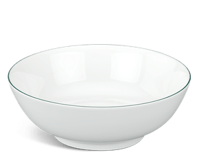 Soup bowl 20 cm - Jasmine - Green line