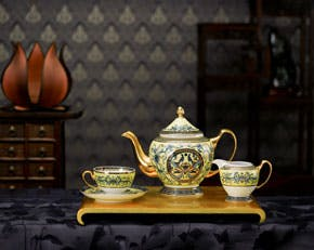 Tea set 1.3 L - Palace - Royal Lotus