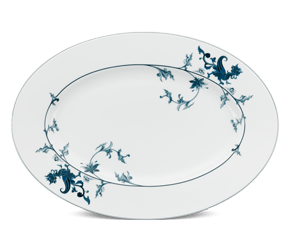 Oval plate 37 cm - Palace - Wandering dragon