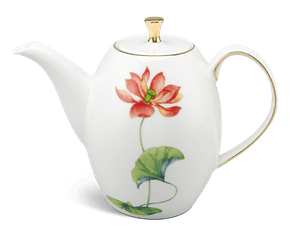 Tea pot 0.47 L (high) + lid - Anna - Lotus