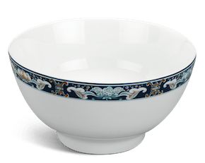 High soup bowl 15 cm - Jasmine - Prosperity