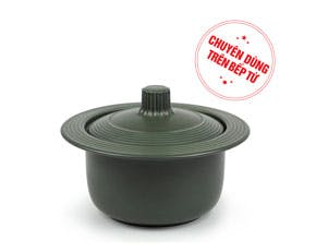 Stock Pot With Flared Edge 1.0 L (use on induction cooker) - Healthycook