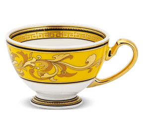 Tea cup 0.11 L - Palace - Thien Huong (yellow)