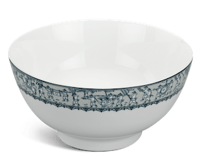 High soup bowl 18 cm - Jasmine - Winner