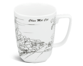 Mug 0.36 L - Linea - One-pillar pagoda