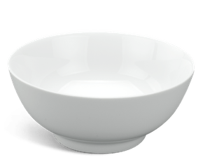 Soup bowl 15 cm - Jasmine - White