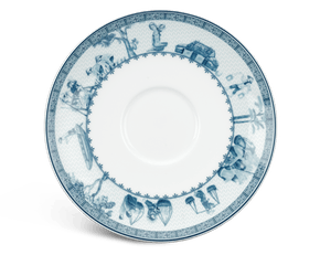 Soup bowl saucer 15 cm - Jasmine - Rural side